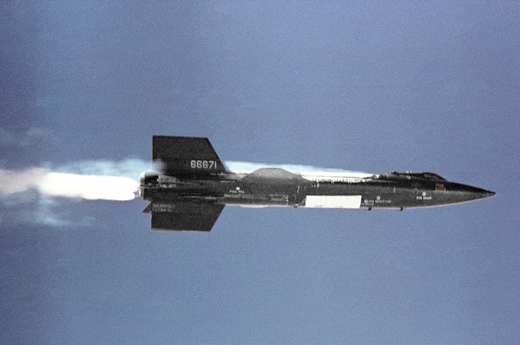 The 10 Fastest Aircraft in the World