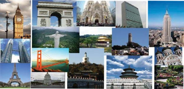 Top 10 most famous landmarks in the world